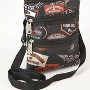 H-D VINTAGE SLING CROSS BODY BAG