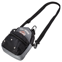 H-D MINI ME SILVER BACK PACK