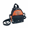 H-D MINI ME RUST/BLACK BACK PACK