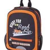 HD KID'S READY FOR ROAD TRIP BACK PACK - LARGE