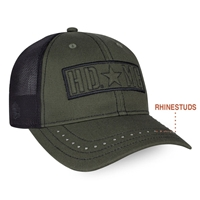 H-D RESOLUTE BALL CAP