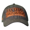 LV GRAY/ORANGE HAT