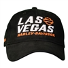 Las Vegas Block Open Bar & Shield Hat