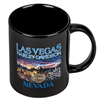 COFFEE MUG-EAGLE SKYLINE