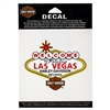 Las Vegas Harley-Davidson Decal-Custom Welcome Sign