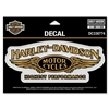 Harley-Davidson Large Highest Performance Decal
