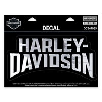 H-D X-LARGE INSIGNIA DECAL