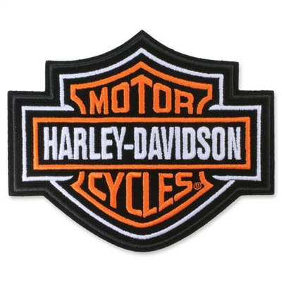 H-D MEDIUM CLASSIC BAR & SHIELD EMBLEM