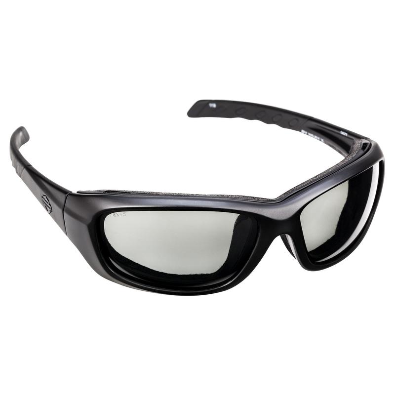 da98e3d5821 Wiley X Gravity Smoked Grey Lens Harley Davidson Eyewear