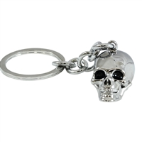 Harley-Davidson Keychain Moving Jaw Skull