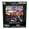 Henderson Harley-Davidson Strip Decal