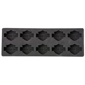 Harley-Davidson Bar & Shield Silicone Ice Cube Tray