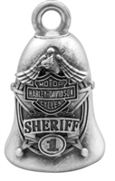 H-D RIDE BELL SHERIFF