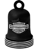 Harley-Davidson Ride Bell Black Edge