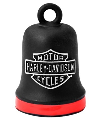 H-D RIDE BELL RED STRIPE
