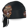 H-D LIVE TO RIDE EAGLE HEAD WRAP