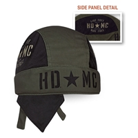 H-D RESOLUTE HEAD WRAP