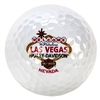 Las Vegas H-D Golf Ball