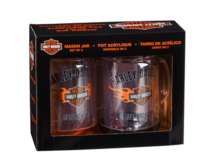 Mason Harley-Davidson Bar & Shield Mug
