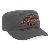 H-D LONG B & S PAINTERS CAP