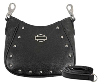 H-D HIP BAG RIDER SADDLE WITH STRAP