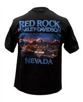 Men's Red Rock Skyline