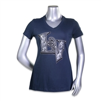 Ladies Dark Las Vegas Shirt
