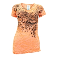 Wispy Lds V-Neck BO NOR