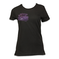 Ladies Wing Shine - Black