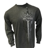 Long Sleeve Elite - Charcoal T-Shirt