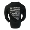 L/S - LV NEVADA WORDS