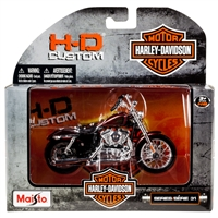 2012 XL V Seventy-Two 1:18 Motorcycle