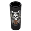 SHOTGLASS-PTK BLK TALL