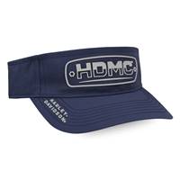 H-D NAVY LINEATION VISOR