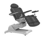 Spa Numa Swivel Radi+ Fully Electric Treatment Table Chair Grey