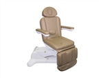 Spa Numa Swivel Radi+ Fully Electric Treatment Table Chair Sand