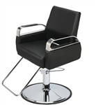 Paragon 9018 Simo Styling Chair black with HB05 Base