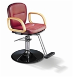 Taurus II Salon All-Purpose Chair - Takara Belmont