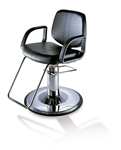 Scorpio Salon All-Purpose Chair - Takara Belmont