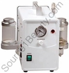 Alva Beauty microdermabrasion microdermabrasion crystal replacement bulb NatuaPeel German motor diamond wand oxygen infusion system galvanic ultrasound cool massager Oxygen Infusion System & Microderm Machine