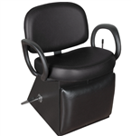 Collins Kiva Shampoo Chair With Legrest COL-1650L