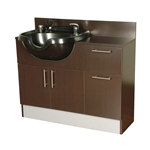 "Collins NEO 42"" Shampoo Cabinet with Bowl"