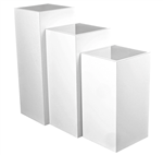 Collins Zada Retail Display Pedestals - COL-6646-16