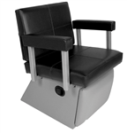 Collins Quarta Shampoo Chair With Legrest - COL-6750L