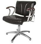 Collins Chelsea BA Lever-Control Shampoo Chair - COL-8131L