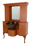 Collins Bradford Wet Station With Tilting Bowl - COL-879-54-4