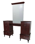 Collins Bradford Twin Styling Station - COL-896-66