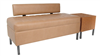 Collins Enova Reception Bench With Lumbar Support - COL-955-50