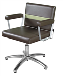 Collins Taress Lever-Control Shampoo Chair - COL-9830L