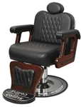 Collins Commander Premium Barber Chair - COL-B10